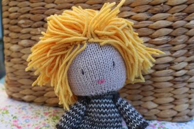 poupee-en-tricot
