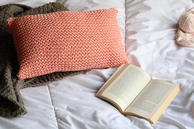 coussin-tricot-facile