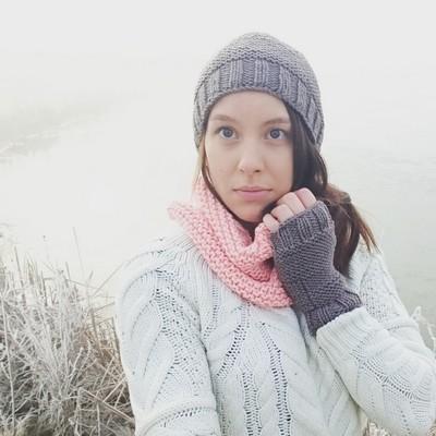 accessoires féminins tricot facile