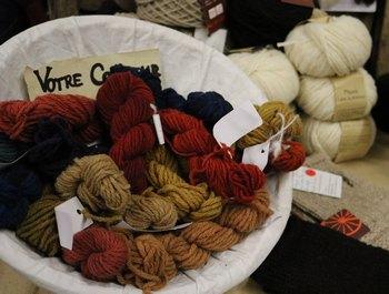 seraphita laine française bio