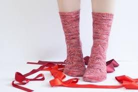 chaussettes tisserin coquet