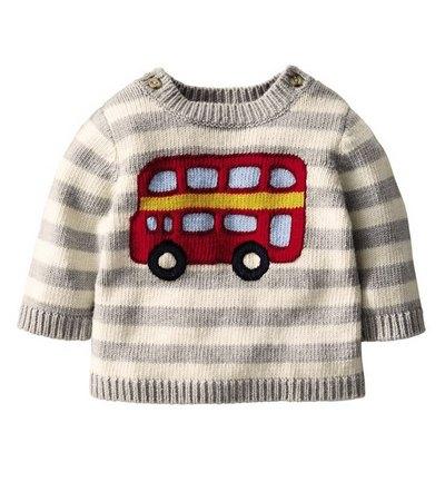 modèle tricot garçon