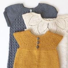 modèles tricot fille