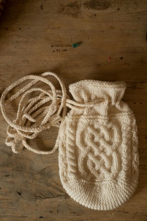 artiste tricot celte