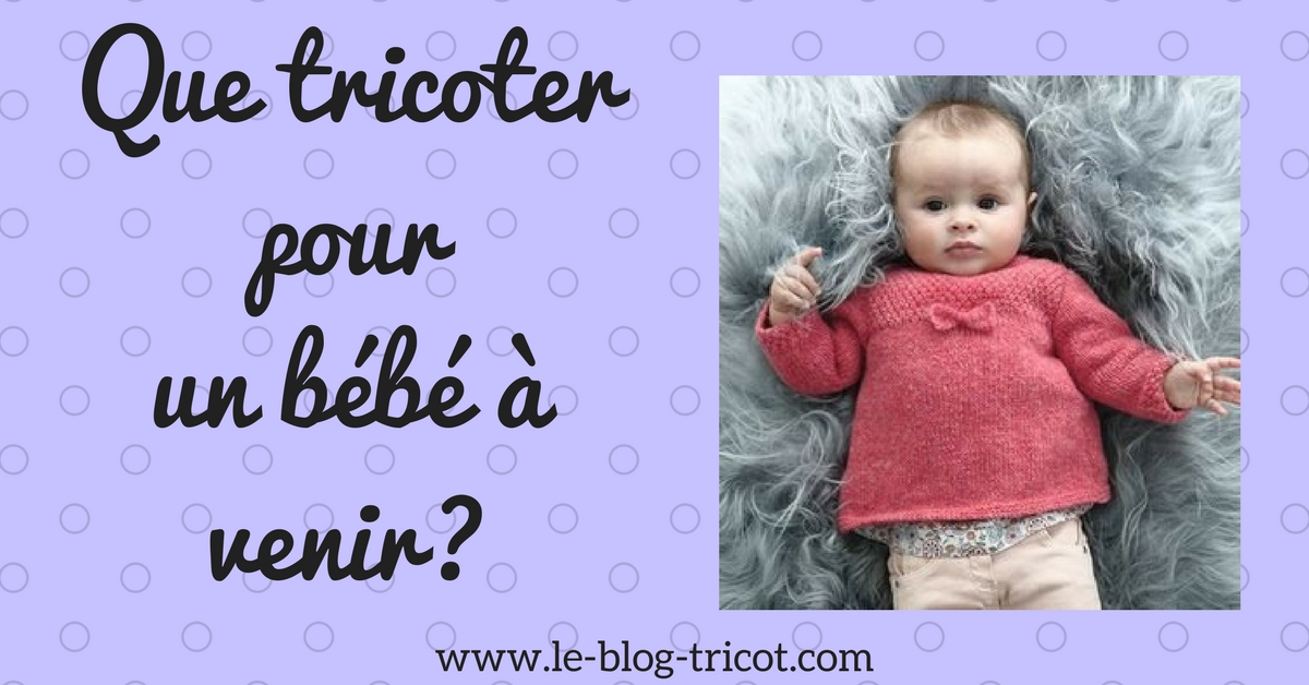 image facebook layette tricot