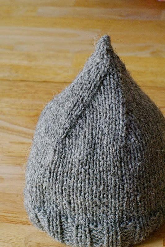 bonnet gratuit au tricot