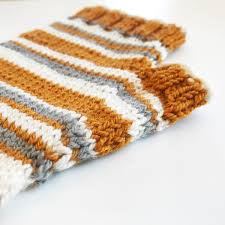 rayures tricot